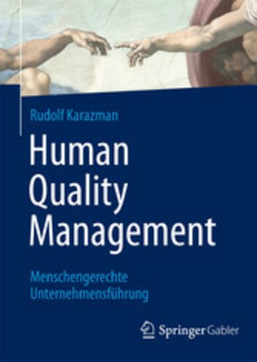 eBook Human Quality Management Cover