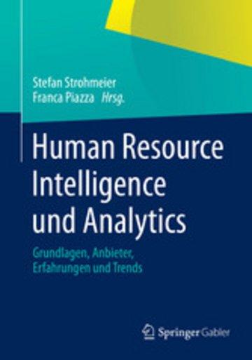 eBook Human Resource Intelligence und Analytics Cover