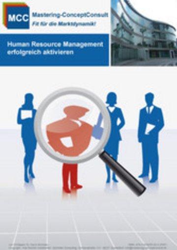 eBook Human Resource Management erfolgreich aktivieren Cover