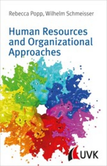 eBook Human Resources and Organizational Approaches Cover