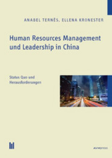 eBook Human Resources Management und Leadership in China Cover