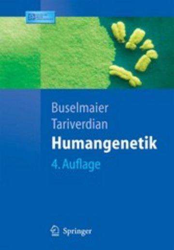 eBook Humangenetik Cover