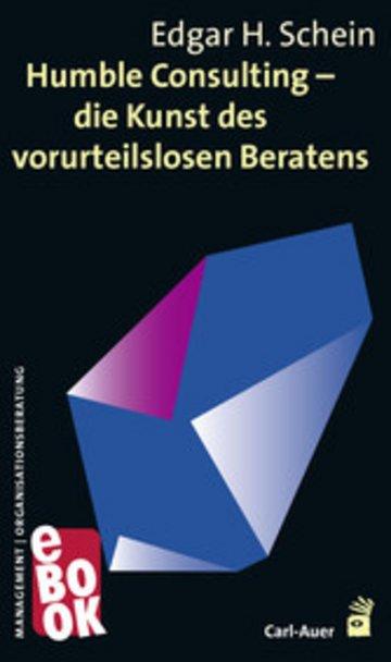 eBook Humble Consulting - Die Kunst des vorurteilslosen Beratens Cover
