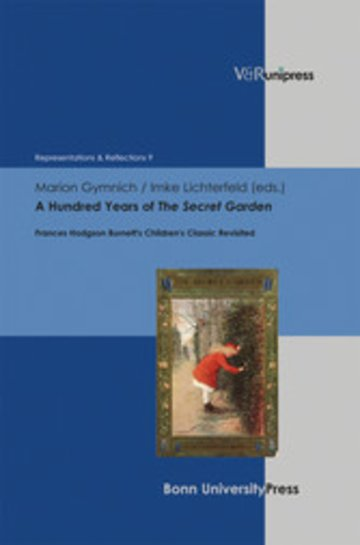 eBook A Hundred Years of The Secret Garden Cover
