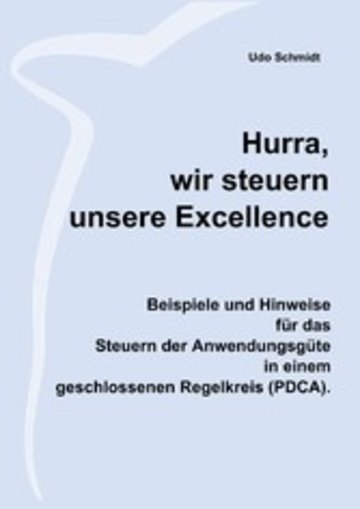 eBook Hurra, wir steuern unsere Excellence Cover