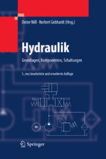Hydraulik - Grundlagen, Komponenten, Schaltungen - PDF eBook kaufen ...
