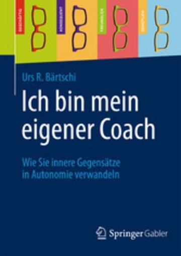 eBook Ich bin mein eigener Coach Cover