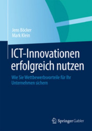 eBook ICT-Innovationen erfolgreich nutzen Cover