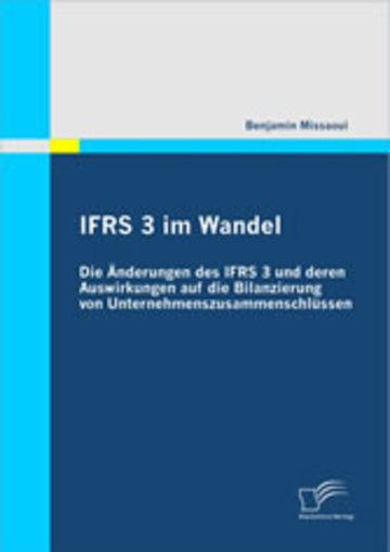 eBook IFRS 3 im Wandel Cover