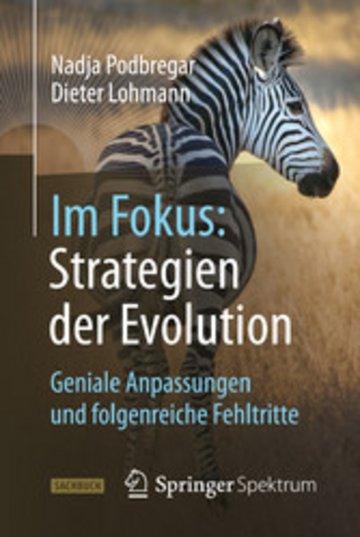 eBook Im Fokus: Strategien der Evolution Cover