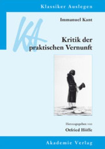 eBook Immanuel Kant: Kritik der praktischen Vernunft Cover