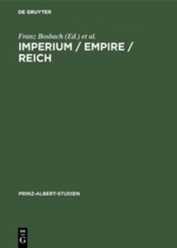 eBook Imperium / Empire / Reich Cover