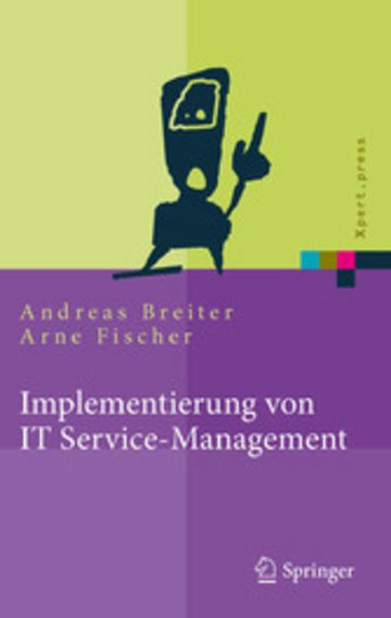 eBook Implementierung von IT Service-Management Cover