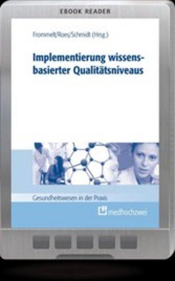 eBook Implementierung wissensbasierter Qualitätsniveaus Cover