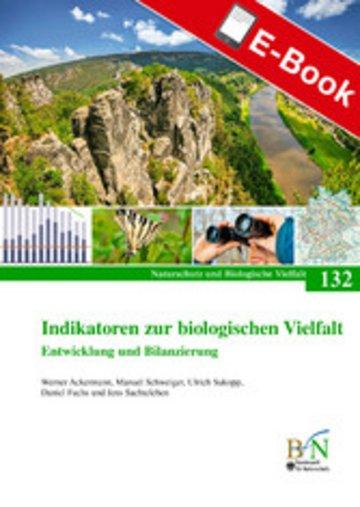 eBook Indikatoren zur biologischen Vielfalt Cover
