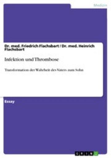 eBook Infektion und Thrombose Cover