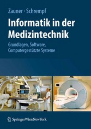 eBook Informatik in der Medizintechnik Cover