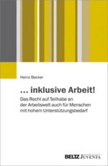 eBook ... inklusive Arbeit! Cover