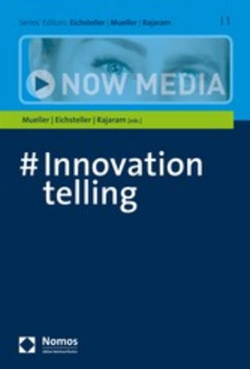 eBook #Innovationtelling Cover