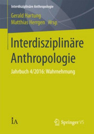 eBook Interdisziplinäre Anthropologie Cover