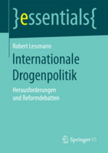 eBook Internationale Drogenpolitik Cover