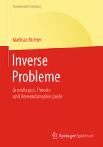 eBook Inverse Probleme Cover