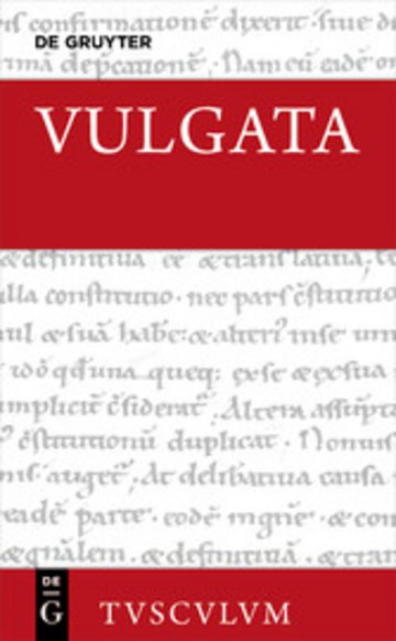 eBook Iosue - Iudices - Ruth - Samuhel - Malachim - Verba dierum - Ezras - Tobias - Iudith - Hester - Iob Cover