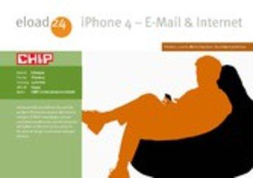 eBook iPhone - E-Mail - Internet Cover
