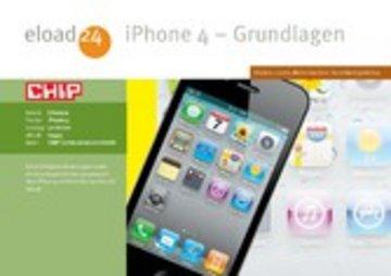 eBook iPhone - Grundlagen Cover