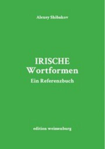 eBook Irische Wortformen Cover