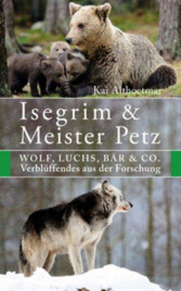 eBook Isegrim & Meister Petz Cover