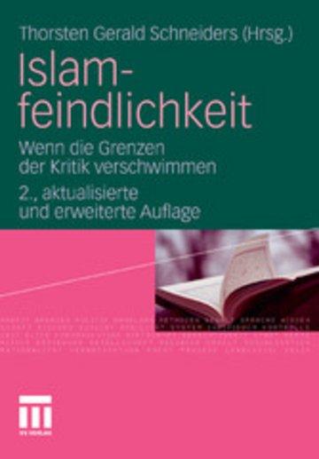 eBook Islamfeindlichkeit Cover