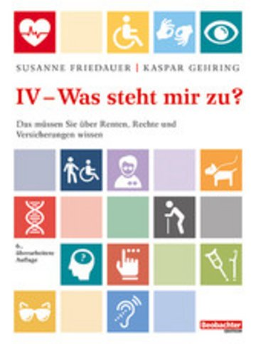 eBook IV - was steht mir zu? Cover