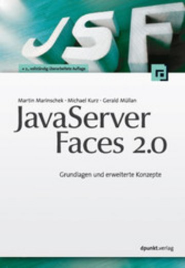 eBook JavaServer Faces 2.0 Cover