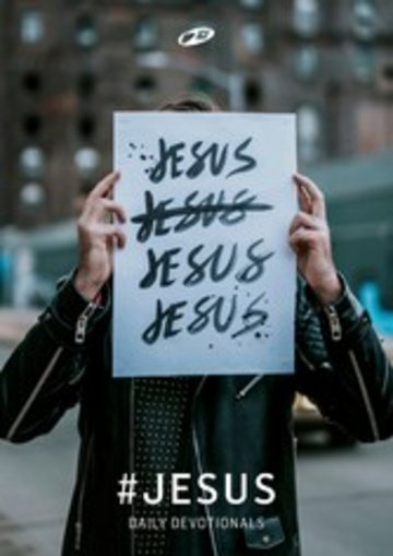 eBook #Jesus Cover