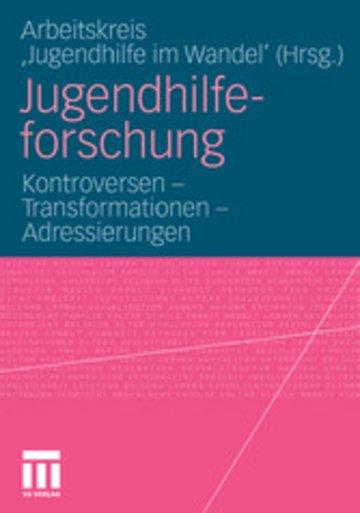 eBook Jugendhilfeforschung Cover