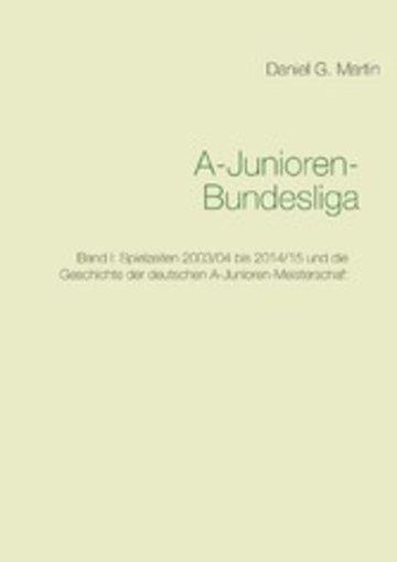eBook A-Junioren-Bundesliga Cover