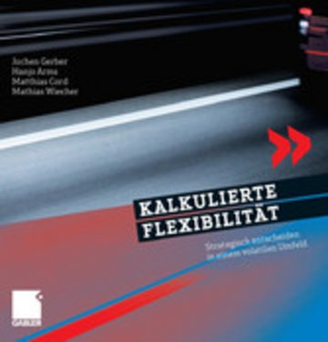 eBook Kalkulierte Flexibilität Cover