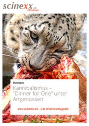 eBook Kannibalismus Cover