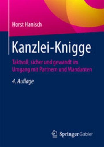 eBook Kanzlei-Knigge Cover