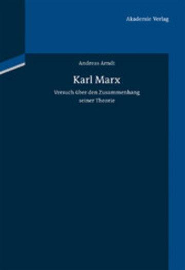 eBook Karl Marx Cover