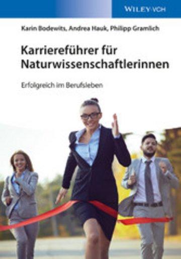 eBook Karrierefhrer fr Naturwissenschaftlerinnen Cover