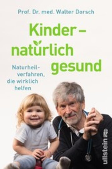 eBook Kinder - natürlich gesund Cover