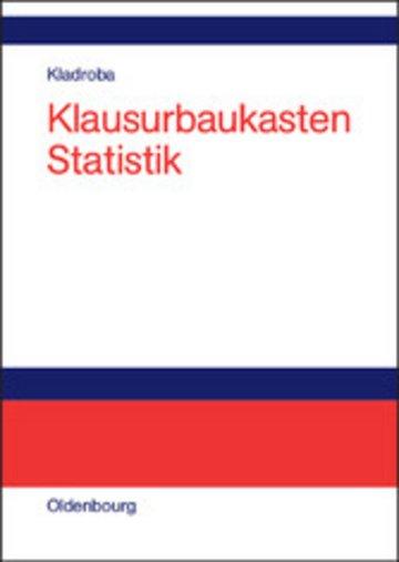 eBook Klausurbaukasten Statistik Cover