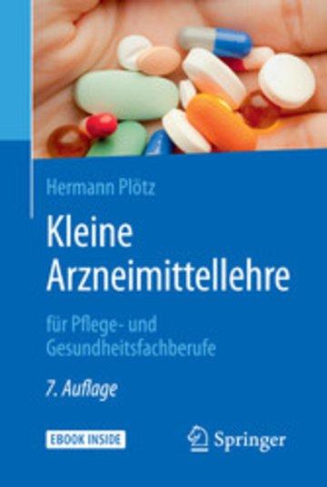 eBook Kleine Arzneimittellehre Cover