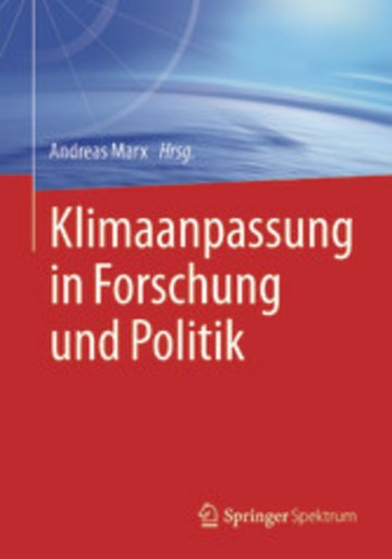 eBook Klimaanpassung in Forschung und Politik Cover