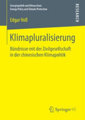 eBook Klimapluralisierung Cover