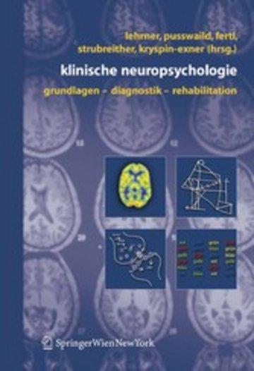 eBook Klinische Neuropsychologie Cover
