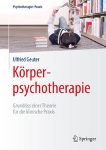 eBook Körperpsychotherapie Cover