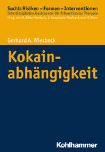 eBook Kokainabhängigkeit Cover